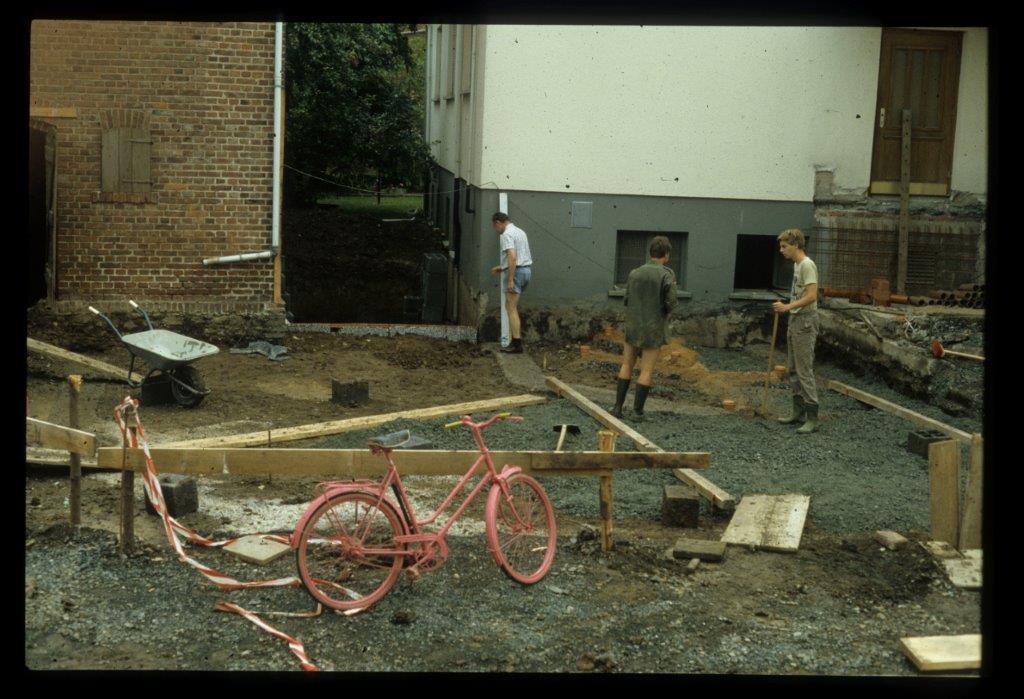 Umbau des Gemeindehauses
